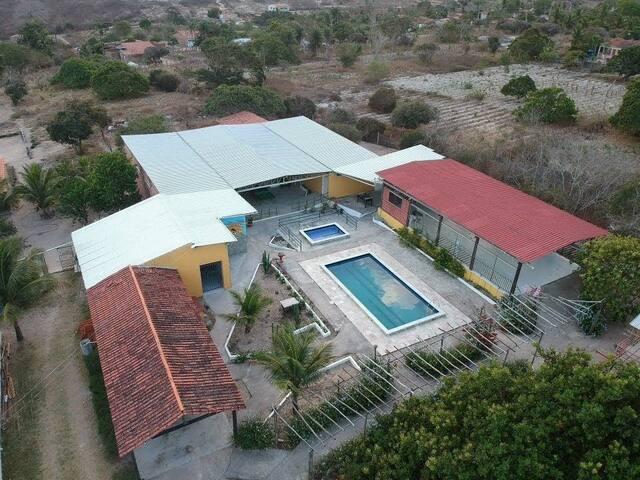Chácara Rancho Sabiá