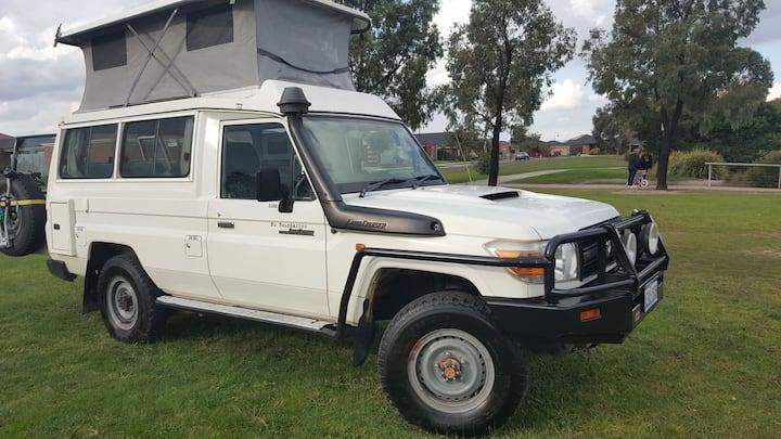 Outback Adventurer 4x4