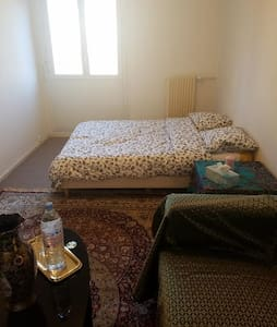 Beauttiful ,Very Large, Private Sunny with Parking - Ferney-Voltaire - Apartment