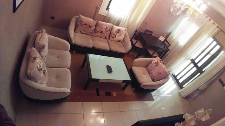 Yabisso Appartement/chambre salon