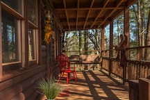 Porch Swing Southern Living