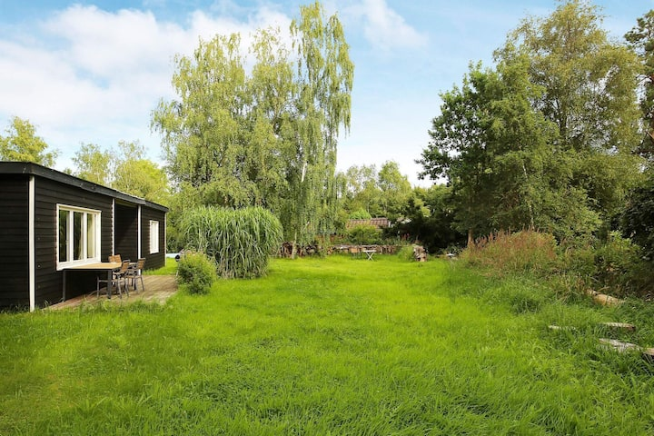Lovely Holiday Home in Jaegerspris Denmark with Fireplace