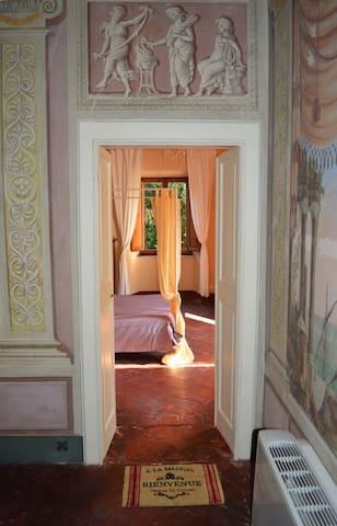 The Poets Suite at Casa Tolomei,  Bagni di Lucca - Bagni di Lucca - Villa