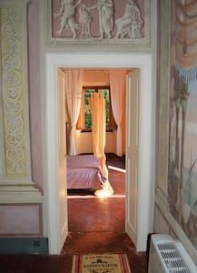 Family Suite in Villa, centre of Bagni di Lucca - Bagni di Lucca