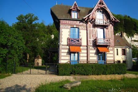 Rouen-Gite  Guy de Maupassant  0640163466 - Canteleu