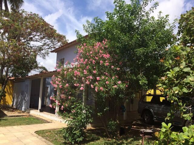 Casa aconchegante no litoral sul de Pernambuco