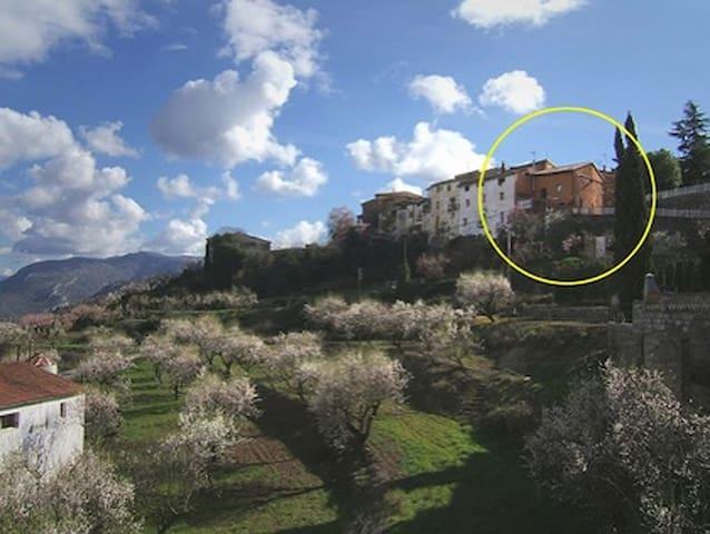 Acogedora casa con fantasticas vista del Pirineo - La Puebla de Castro - Casa