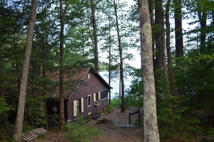 Welcome to the Fleming Family Cottage in Alton, New Hampshire!