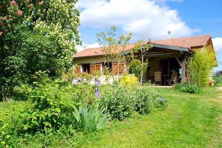 Petit Pardeillan - Gîte Nature - Piscine & Étang