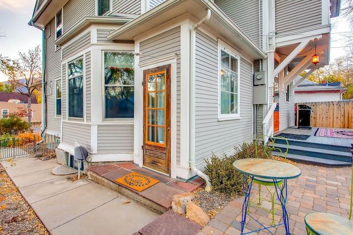 """""""Casi Casa"""" in Historic Old Colorado City"""
