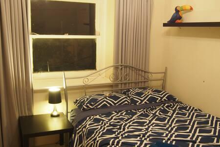 Bedroom in leafy Canterbury - Canterbury - Haus