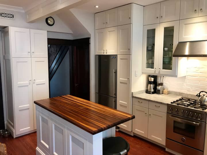 Historic rowhome in D.C.