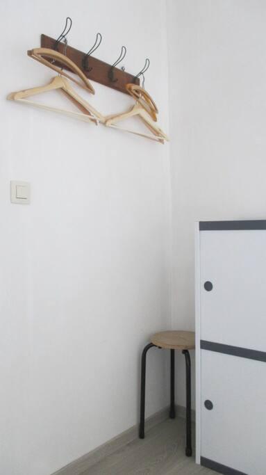 Détail chambre n°1