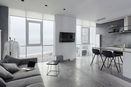 Sea&Sky Grey Apartment