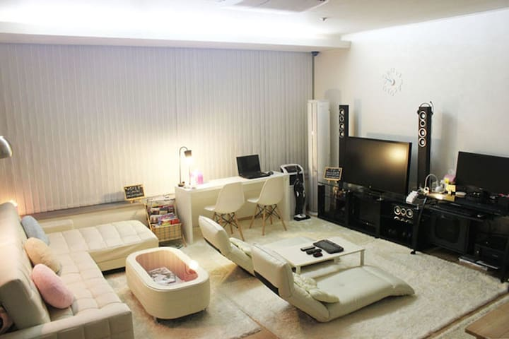 New apartment three rooms whole rent A2 - Dongan-gu, Anyang - Wohnung