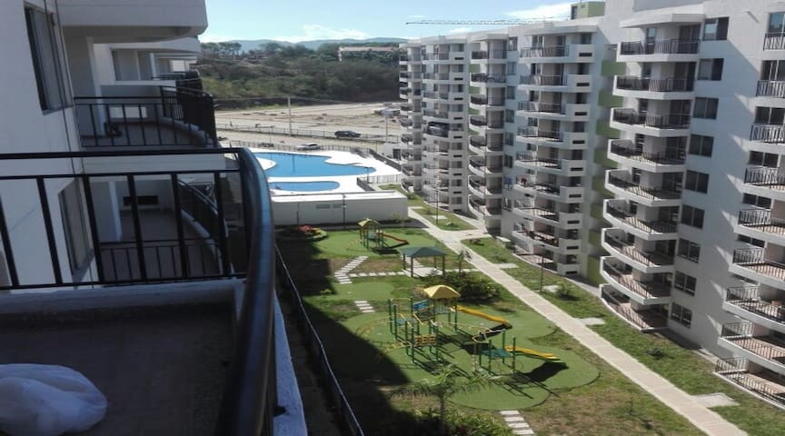 Apartamento en Reserva de Peñalisa - Creta