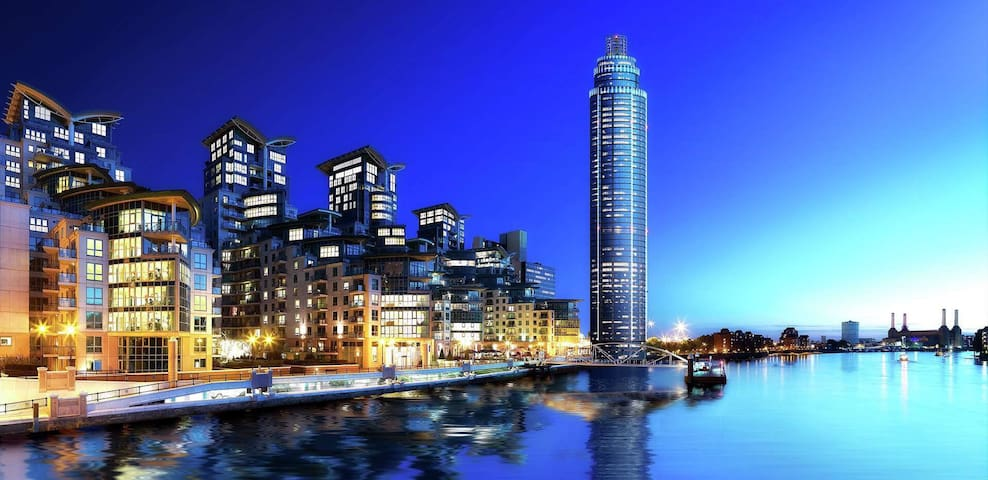Riverside luxury living Londonstyle - London - Leilighet