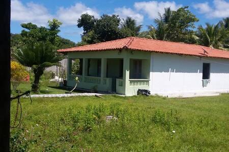 casa para 8 pessoas - Salinas da Margarida - Casa