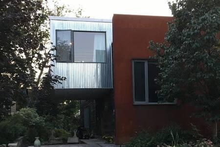 Bright modern Hintonburg studio apartment