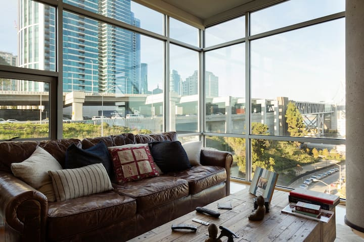 Private 1BR/1BA in Luxury Apt with AMAZING Views. - San Francisco - Apartemen
