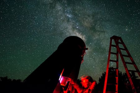 Tent 1 Portal to the Universe & Grand Canyon - Tenda