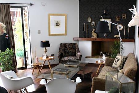 Habitación con baño privado - Las Condes - Appartement