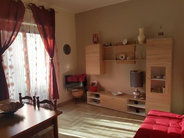 Appartamento tra Taormina e l'Etna