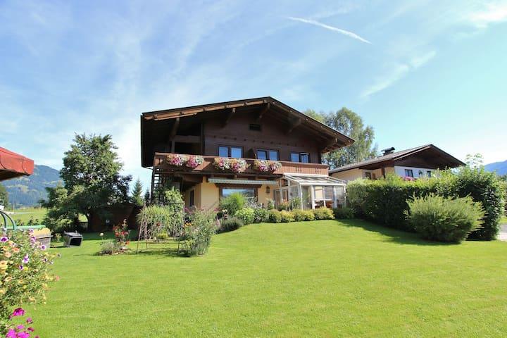 Modern Apartment in Maishofen with Garden