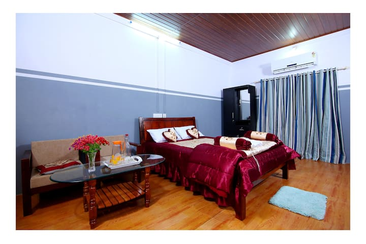 The coffee valley cottage,3BHK independent villa - Wayanad - Huis