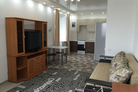 One Bedroom Appartment. 2 комнаты.