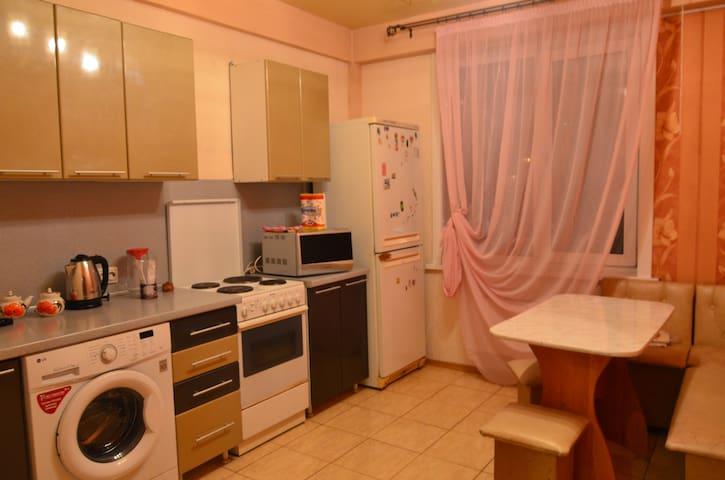 Квартира с евроремонтом, район Саян - Ulan-Ude - Flat