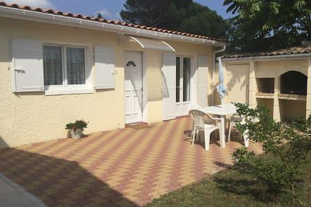 L'incontournable - Maison independante avec jardin