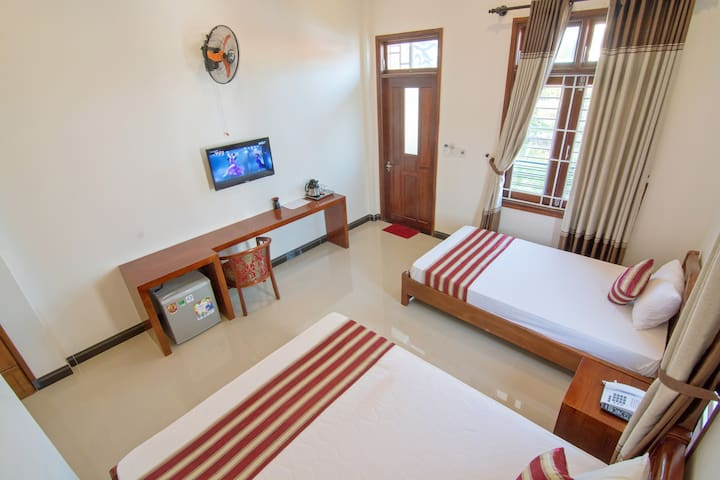 Triple Room with Garden View - tp. Hội An - Bed & Breakfast