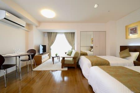 Spa & Casa Hakodate - Lyxvåning