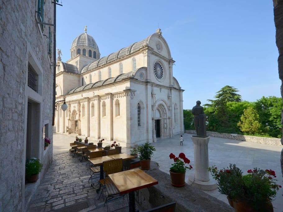 Katedrala sv.Jakov,Šibenik