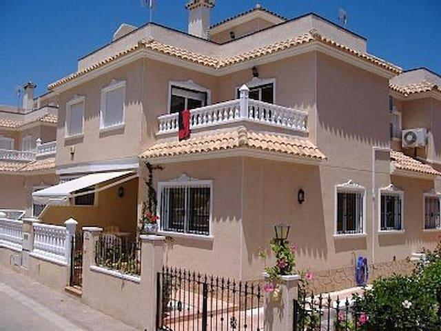 Vista Azul - Orihuela - Huis