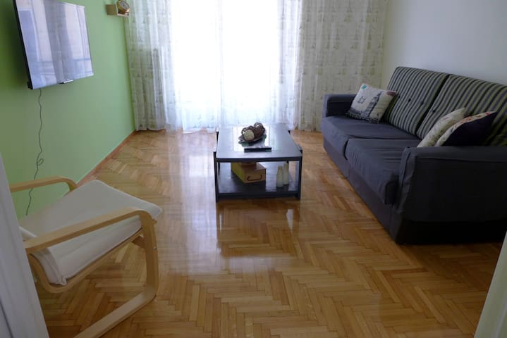 Modern Apartment In Athens Downtown - Athina - Byt