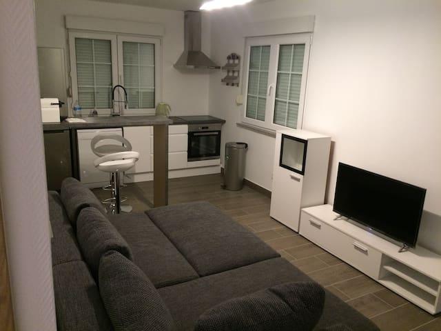 Appartement neuf de 45m² avec terrasse