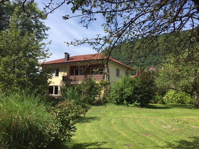 Super-Entspanntes Wohnen auf 46 qm in Bad Urach - Bad Urach - Haus