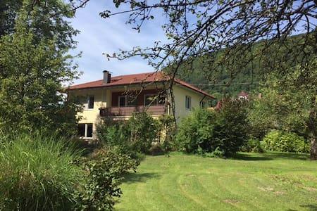 Super-Entspanntes Wohnen auf 46 qm in Bad Urach - Bad Urach - Hus