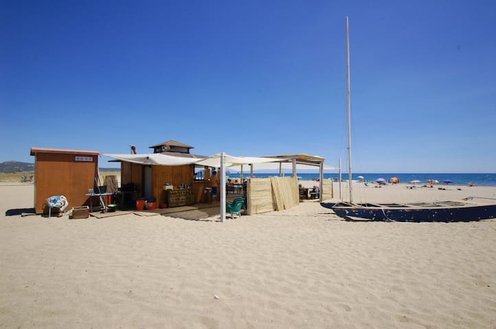 Les Dunes 5125 - 20m to the beach, A/C, BBQ
