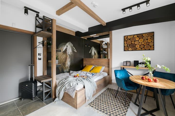 Aparthotel Narciarska 2 - Studio 2-osobowe