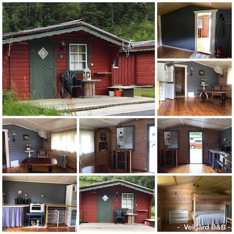 Veigård, cabin 3.