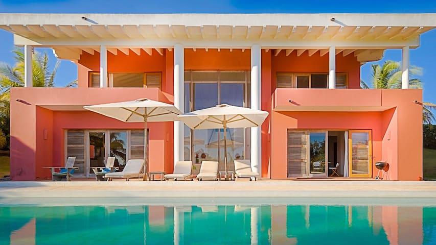 Gorgeous villa on the beach - Playa Destiladeros - Pedasí - Villa