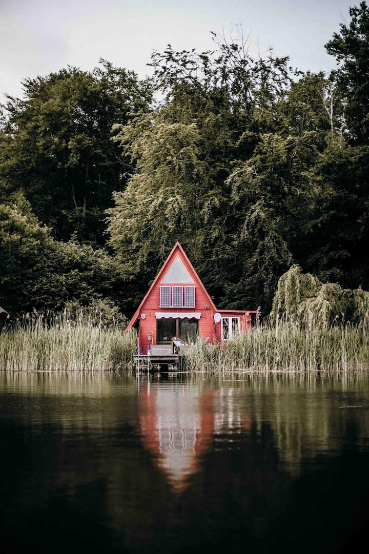 Bootshaus am Schillersee