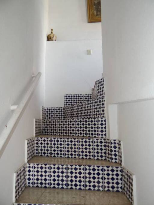 Beautiful Andalusian Staircase
