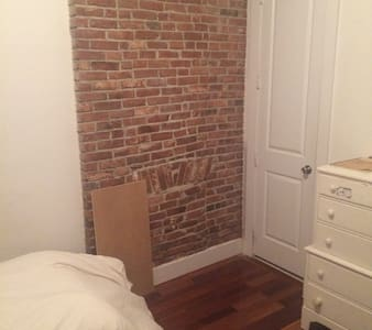 Couple's Room in Bedstuy - Brooklyn