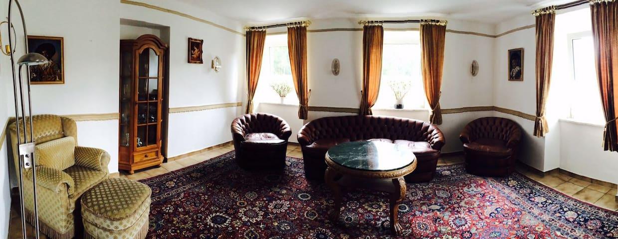 Wohnung Nur 3 Minuten zum Zentrum - Bad Kissingen - Apartment