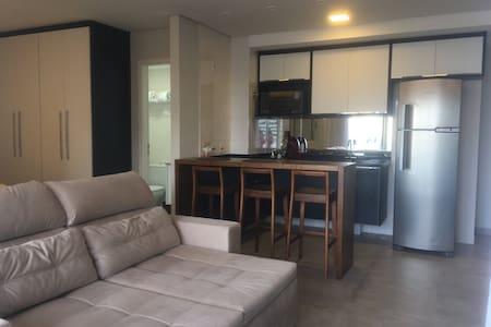 Apartamento Moderno e Aconchegante Nova Berrini