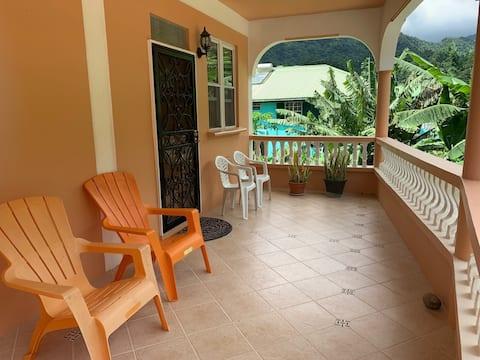 Luxury Studio Accommodation In Paradise